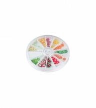 Nail Art Slice Kit - Fruity