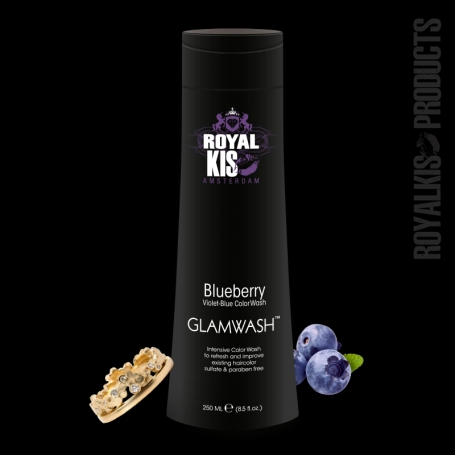 250 ml - Glampoo Blueberry (violet)