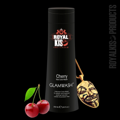 250 ml - Glampoo Cherry (Rood)